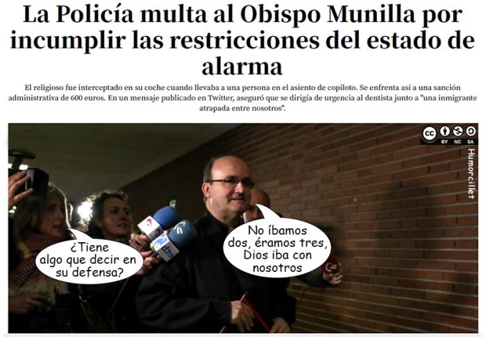 obispo Munilla